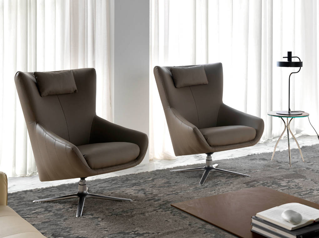 Armchairs collection incanto sof s by angel cerd for Angel cerda